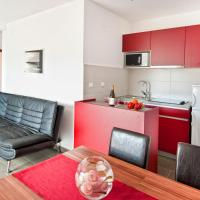 Luxury One-Bedroom Apartment with Terrace