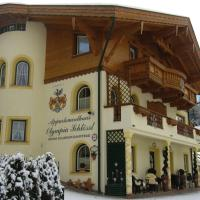 Fotografie hotelů: Appartementhaus Olympia Schlössl, Neustift im Stubaital