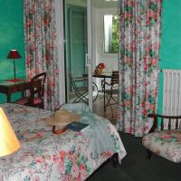 Superior Double Room with Veranda and Garden View