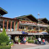 Hotel Pictures: Sporthotel Wilder Kaiser, Oberaudorf