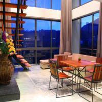 Two-Bedroom Penthouse Duplex Suite