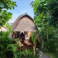 ホテル写真: アラム ヌーサ バンガロー ハッツ & スパ, レンボンガン島