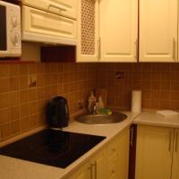 Apartment with Spa Bath - Chervonoarmiyska Street 54-15