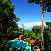 Hotel Pictures: Mar y Selva Ecolodge, Ballena