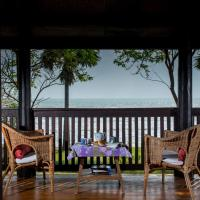 One-Bedroom Deluxe Sea View Villa