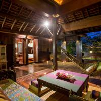 Two-Bedroom Thai House