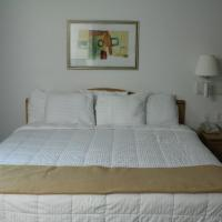 Deluxe Studio with One Queen Bed