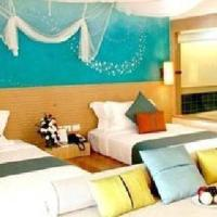 Deluxe Twin Room with Ocean View