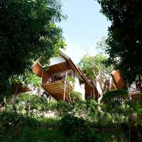 Fan Double Bungalow with Sea View