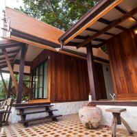 Thai Villa with Sea View