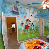 Three-Bedroom Playhouse