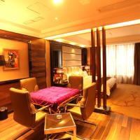 Suite with Mahjong Table