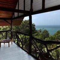 Superior Fan Double Bungalow with Sea View