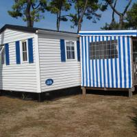 Two-Bedroom Mobile Home Family
