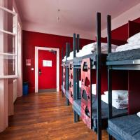 1 Bed in Mixed Dormitory Room for 14 Adults