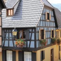 Hotel Pictures: La Maison Bleue, Kientzheim