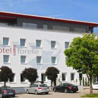Hotelbilleder: Hotel Forelle Garni, Günding