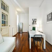 Deluxe Two-Bedroom Apartment with Balcony - Amruseva Street