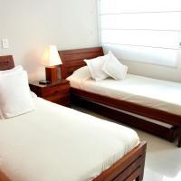 Three-Bedroom Apartment -427