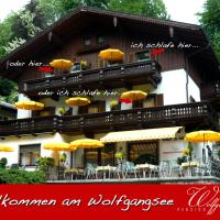 Hotel Pictures: Pension Wolfgangsee, St. Wolfgang