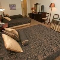 Executive Family Suite (2 Adults + 2 Children/ upstairs unit)