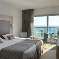 Double/twin Room with Sea View and Terrace