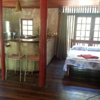Chalet with Private Bathroom