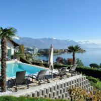Hotel Pictures: B&B Corseaux Beach, Vevey