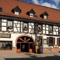 Hotelbilleder: Landgasthof Sonne, Bötzingen