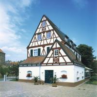 Hotelbilleder: Landhotel Altes Wasserwerk, Freinsheim