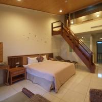 Duplex  Quadruple Room with Ocean View