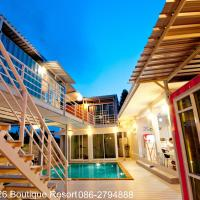 Hip Box 26 Boutique Resort Suratthani