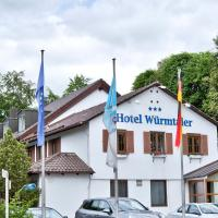 Hotel Pictures: Würmtaler Gästehaus, Gräfelfing