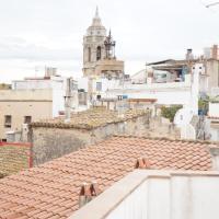 Two-Bedroom Apartment  with Terrace- Sant Domenech, 1 2º 2º