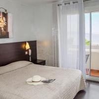 Double Room with Sea View and Balcony - First Floor