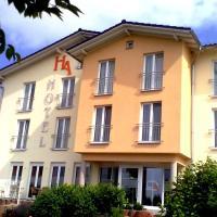 Hotelbilleder: Hotel Ackermann, Riedstadt