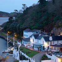 Hotel Pictures: The Portmeirion Hotel & Castell Deudraeth, Porthmadog