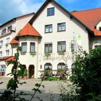 Hotelbilleder: Hotel Gasthof am Selteltor, Wiesensteig