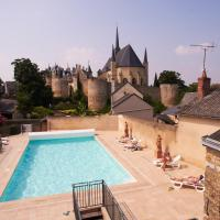 Hotel Pictures: Hotel Spa Le Relais Du Bellay, Montreuil-Bellay