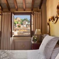 Deluxe Double Room with Alhambra Views