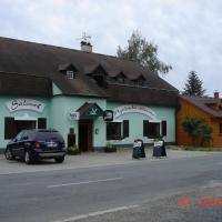 Hotel Pictures: Penzion a restaurace Myslivna, Velký Újezd