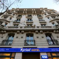 Kyriad Paris 18 - Porte de Clignancourt - Montmartre