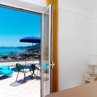Double or Twin Room with Sea View and Terrace