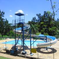 Hotel Pictures: Estância Turística Rafaela, Amparo