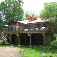 Hotel Pictures: Algonquin Eco-Lodge, Harcourt
