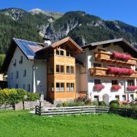 Zdjęcia hotelu: Pension Roman, Pettneu am Arlberg
