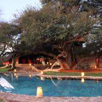 Hotellikuvia: Camelthorn Kalahari Lodge, Hoachanas