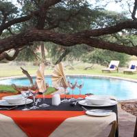 Hotellikuvia: Camelthorn Kalahari Lodge, Hoachanas