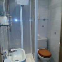 Small Single Room with Private External Bathroom