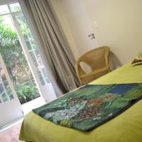 Double Room with Private Bathroom and Garden View